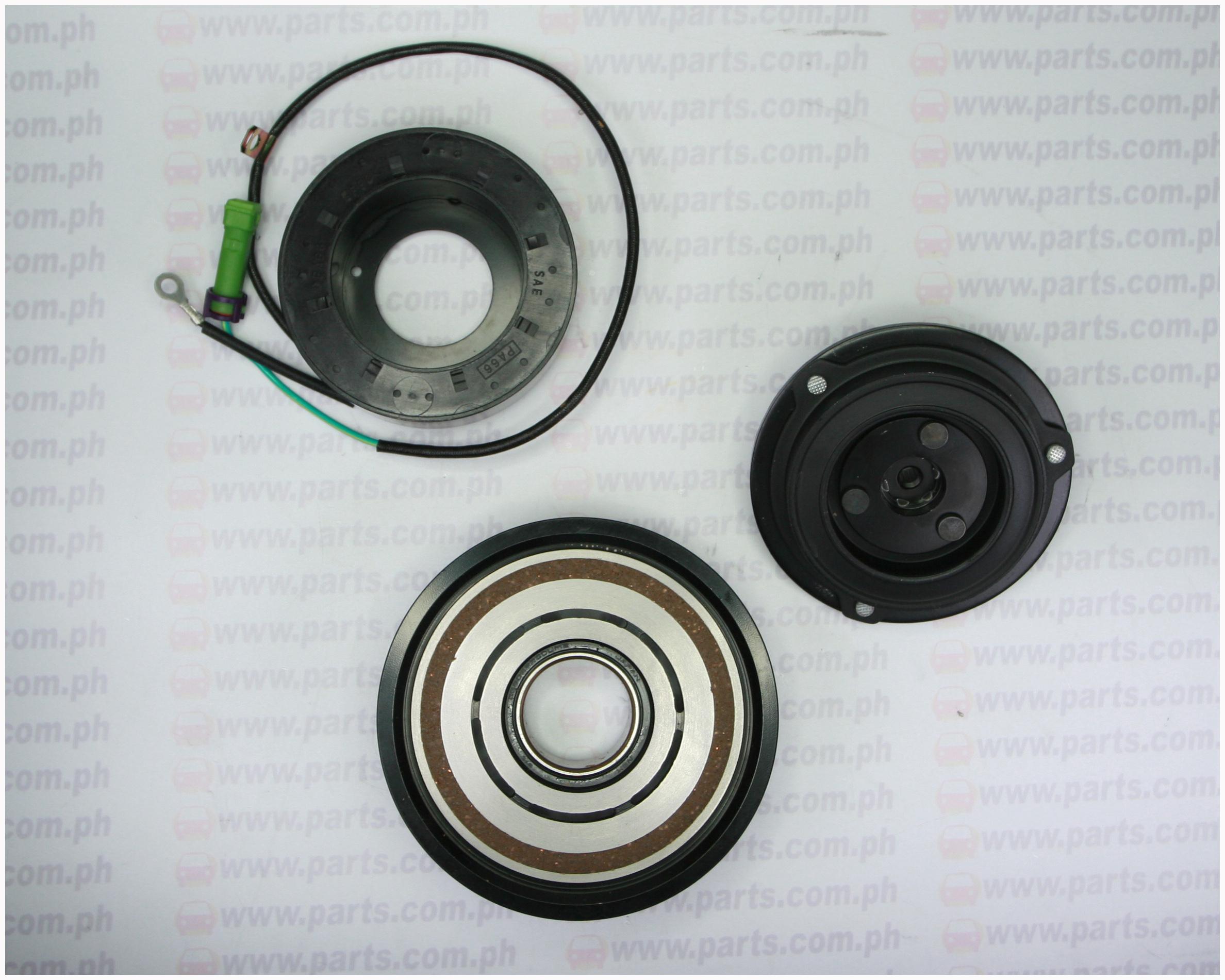 AC Compressor Clutch - A4,A6,A8,RS4,RS6,passat - TwinCell