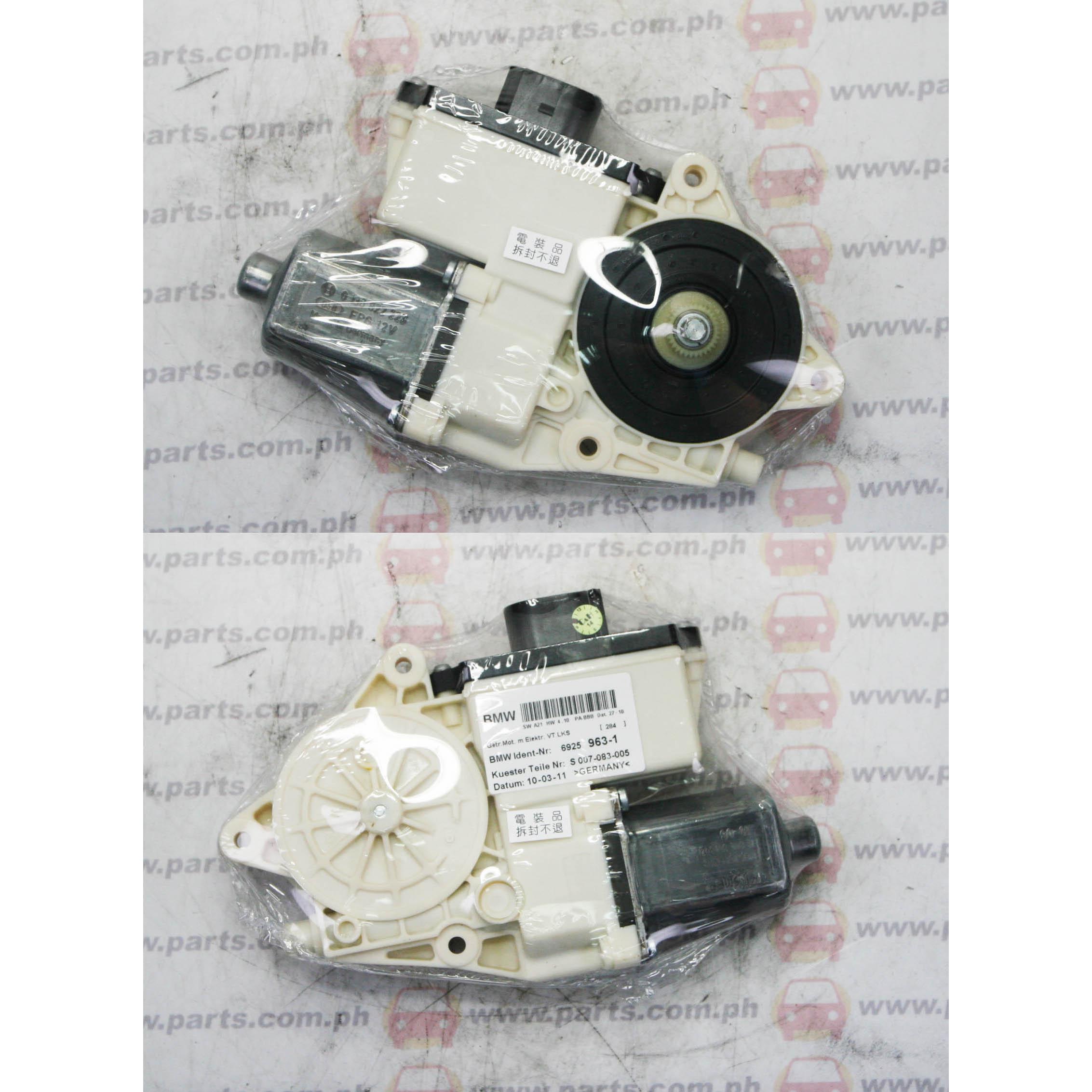 Window lifter motor FL- e83 x3 - TwinCell