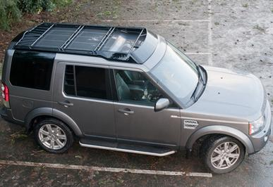 Prospeed Roof Rack Land Rover Discovery D3 D4 Lr3 Lr4 Twincell