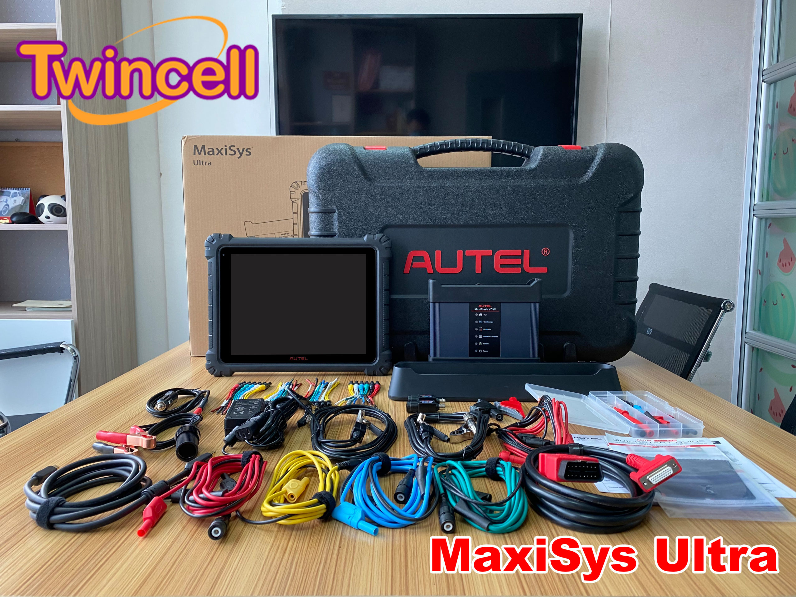 Autel MaxiSys Ultra – Twincell
